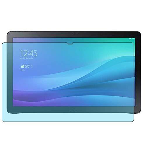 Vaxson 2 Unidades Protector de Pantalla Anti Luz Azul, compatible con Samsung Galaxy View 18.4' (SM-T677) [No Vidrio Templado] TPU Película Protectora