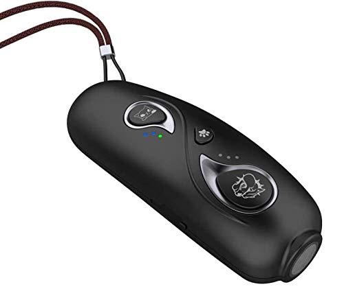 LKcare Barxbuddy Petgentle Dispositivo antiladridos para Mascotas 700mAh Batería Recargable Frecuencia Fija/Dinámica Dispositivo: antiladridos para Perros/Estimulante...