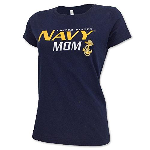 Navy Mom Shirt