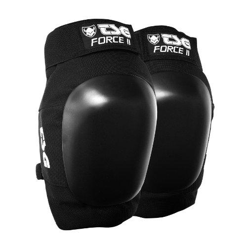 TSG Knieschoner Force II, black, XL