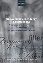 Unbounded Dependency Constructions: Theoretical and Experimental Perspectives: 10