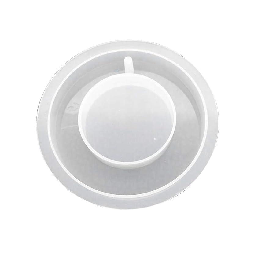 動力学原油アイスクリームSUPVOX 樹脂シリコーンリング形状ペンダントクリスタルエポキシ金型でぶら下げ穴石鹸キャンドル用diyギフトジュエリーネックレスペンダント作り