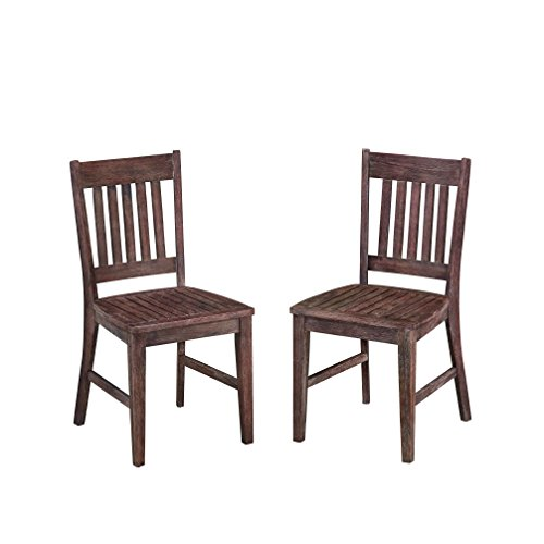 Morocco Indoor/Outdoor Dining Chair Pair by Home Styles