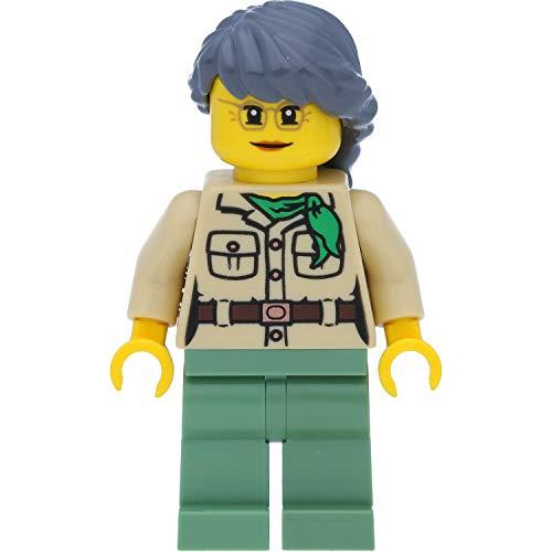 LEGO Ninjago - Figura de Misako (madre de Lloyd, señora de Lord Garmadon)