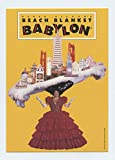 Beach Blanket Babylon Postcard 2001