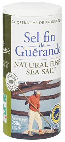Le Guérandais Sel Fin Boite Verseuse 250 g