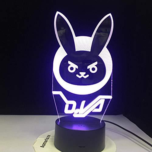 Lámpara Católica 3D Led Nightlight Festival Linterna Regalo De Navidad Decoración Suministro Brillo Accesorio Fiesta 1pc