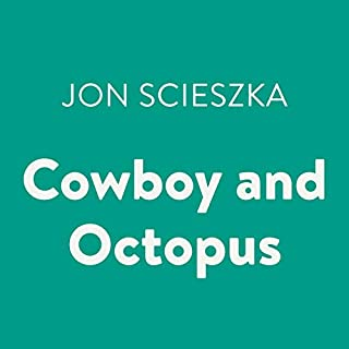 Cowboy and Octopus audiobook cover art