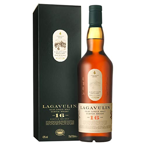 Lagavulin 16 Year Old Scotch...