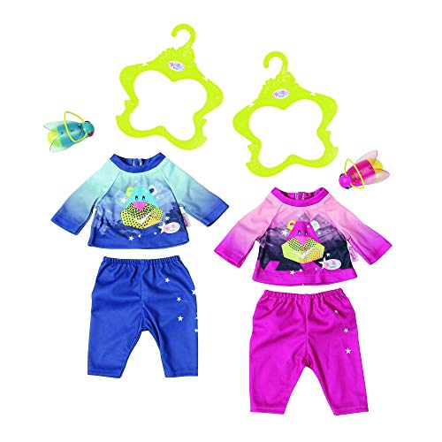 Zapf Creation 824818 Baby Born Play&Fun Nachtlicht Outfit
