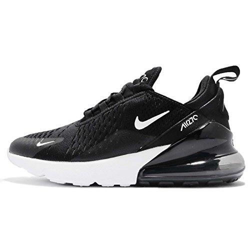 Nike Damen W AIR MAX 270 Leichtathletikschuhe, Schwarz (Black/Anthracite/White 001), 41 EU