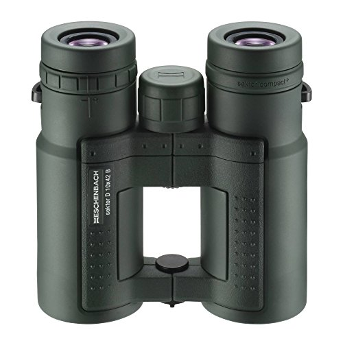 Eschenbach Optik Fernglas sektor D 10x42 compact+, wasserdicht, extrem robust, grün