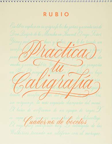 Cuaderno bocetos lettering