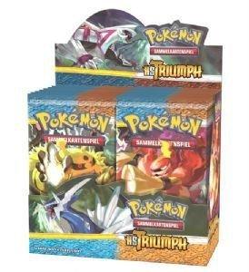 Pokemon HeartGold & SoulSilver 04 - Triumph 36 Booster Display deutsch