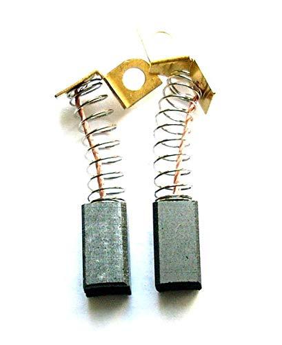 Kohlebürsten GOMES, kompatibel Flex WS 702 VE, WS 702 VEA