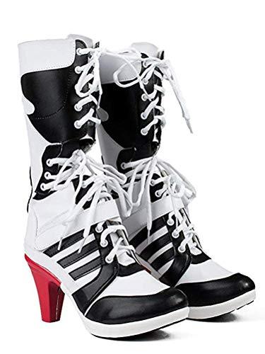 41Gf7LBU69L Harley Quinn Shoes