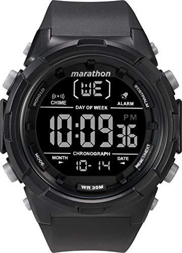 Timex Reloj Hombre de Digital con Correa en Resina TW5M22300