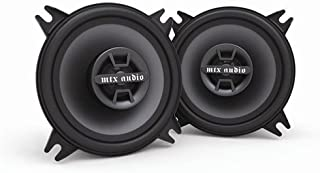 MTX TDX40 Thunder Dome Axial 4-Inch 2-Way Coaxial Speaker