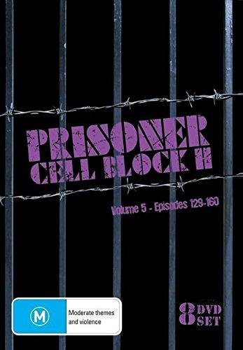 Prisoner: Cell Block H (Vol. 5 Ep. 129-160) - 8-DVD Box Set ( Prisoner ) ( Caged Women ) [ NON-USA FORMAT, PAL, Reg.0 Import - Australia ]