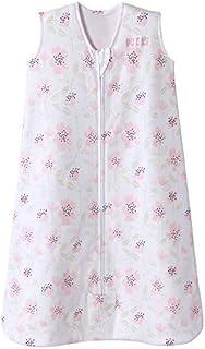 Halo Sleepsack Cotton Wearable Blanket, Wildflower Blush,...