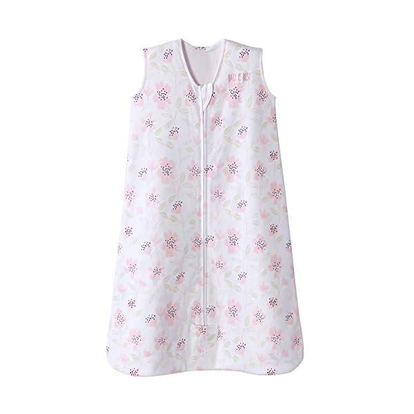 HALO Sleepsack Cotton Wearable Blanket, Wildflower Blush, X-Large