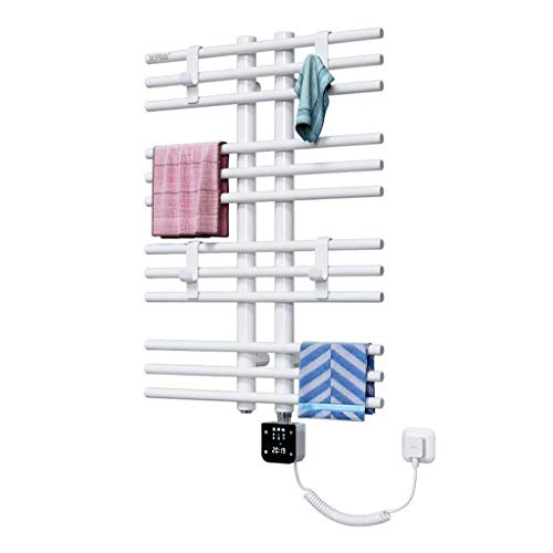 BANANAJOY Toalla eléctrica Rack Principal Baño Toalla Toalla Tendedero eléctrico del radiador
