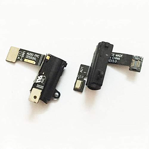 ZAORUN Recambio Flex Cable de Auriculares Compatible for ASUS Zenfone 3 ZE552KL Teléfono móvil sustituir Parte