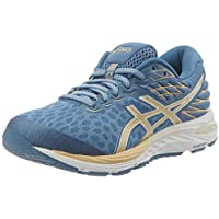 Asics Gel-Cumulus 21, Running Shoe para Mujer, Hilo Gris/champán, 40 EU