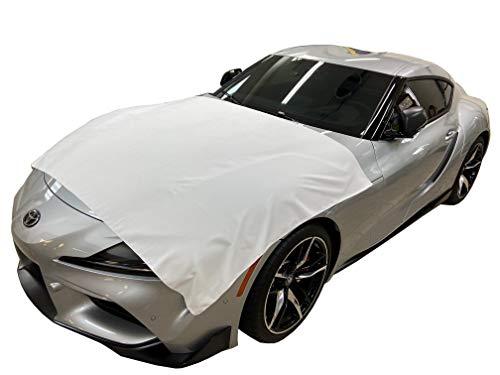 "LEXEN Full Size Dashboard Thin Microfiber Towel 75""X50"" Car Window Tint Tool Dash Cover"