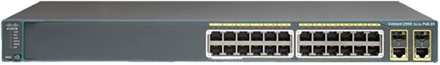 Cisco Catalyst WS-C2960G-24TC-L Managed Switch 24 Ports
