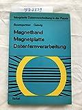 Magnetband, Magnetplatte, Datenfernverarbeitung.