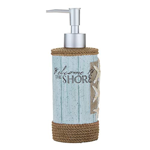 Welcome to The Shore Starfish Soap or Lotion Mechanical Dispenser