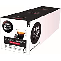 Nescafé Dolce Gusto Magnum Espresso Intenso Descafeinado - Cápsulas de Café - 3 x 30 - 90 Cápsulas