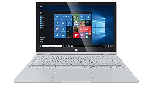 Sitecom FlexBook Edge 13 Notebook Ruotabile, Display da 13.3 , Intel Celeron N3350, RAM da 4 GB, eMMC da 32 GB, Layout Italiano