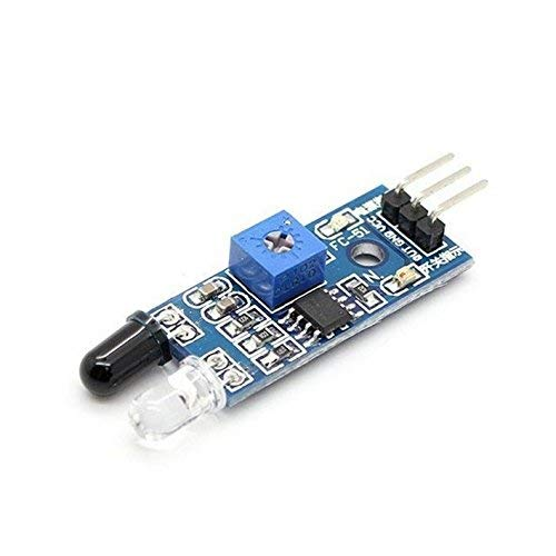 Módulo Detector Sensor de Obstáculos Sensor de Evitación IR Infrarrojos