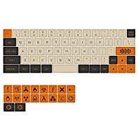 Filco MinilaメカニカルゲーミングキーボードのビッグカーボンPBTキーキャップ使用オリジナルプロファイル昇華キーキャップ85キー