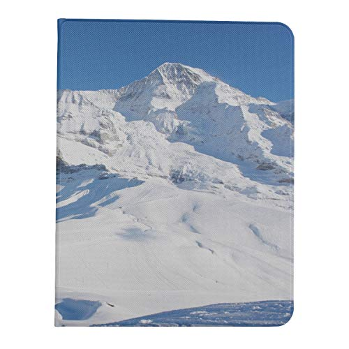 Case for Ipad Pro 11 Inch 2nd & 1st Generation 2020/2018 Magnetic Ipad Pro Case Beautiful Winter Snow Mountain Ipad Pro 11 Case Cover Support Ipad 2nd Gen Pencil Charging