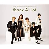 【Amazon.co.jp限定】AAA 15th Anniversary All Time Best -thanx AAA lot-(AL4枚組)(A4クリアファイル付き)