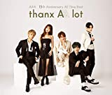 AAA 15th Anniversary All Time Best −thanx AAA lot−