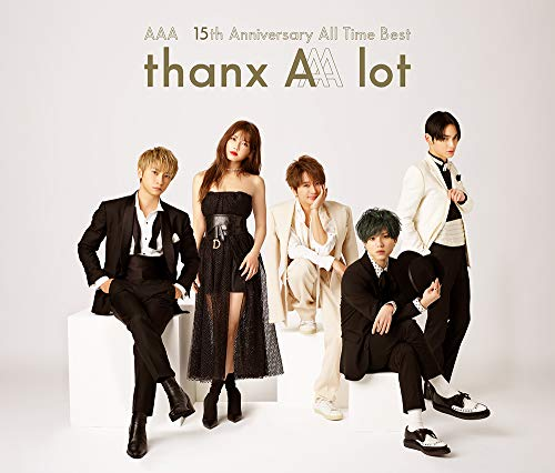 [album]AAA 15th Anniversary All Time Best -thanx AAA lot- – AAA[FLAC + MP3]