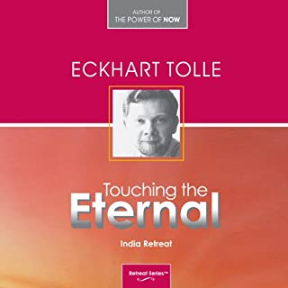 Touching the Eternal audiobook cover art