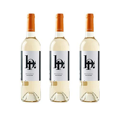 Vins&Co Barcelona Vino Bri Blanc De Negre 2018 – D.O. Montsant – Pack De 3 Botellas - Bodega Celler De L'Era - Vino Ecológico - Selección Vins&Co - 750 ml