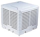 PARS EcoTech WM-30-FA Aire Acondicionado de bajo Consumo A+++ Solo 1500 vatios (trifásico) con 30000 m3/h Flujo de Aire para Montar en Techo o Pared de Lugares hasta 300m2