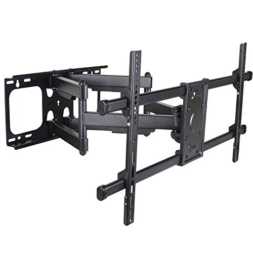 Tägliche Dekorationen TV-Wandhalterung TV-Wandhalterung 48-118 Zoll 75 kg Groß Tragbarer Schaukelrahmen Großbild-LCD-Fernseher Dicker Wandrahmen Sicher und langlebig Einfach zu installierende link