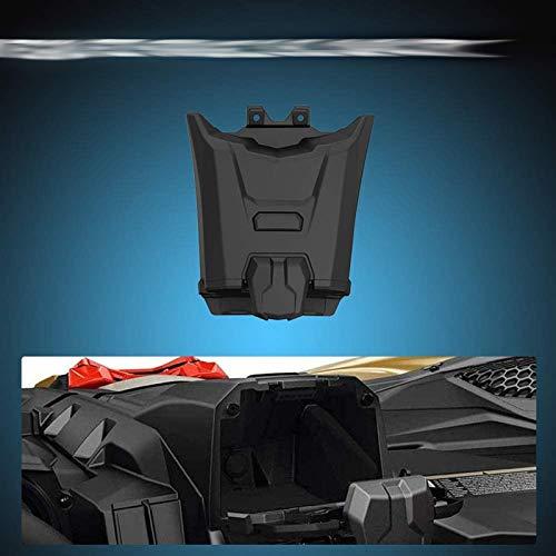Motorrad Abdeckung und Leisten Elektronischer Gerätehalter mit integriertem Speicher Fit für Can Airick X3-Modelle Smartphone-Navigationsständer Schwarz 2017-2021