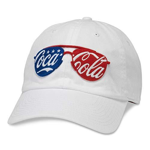 American NEEDLE Coca-Cola Ballpark - Gorro holgado, color...