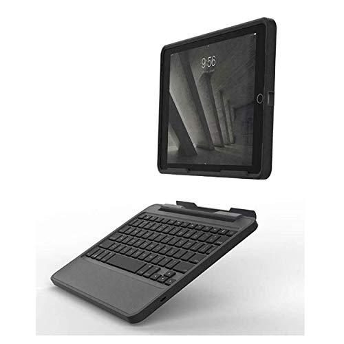 ZAGG Rugged Book Detachable Keyboard Filo Case for 9.7-inch iPad Pro and iPad, iPad Air, iPad Air 2 (QWERTY)