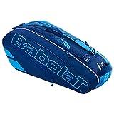 Babolat RHx6 Pure Drive Blue 6 Racquet Tennis Bag (2021-2024 Model)