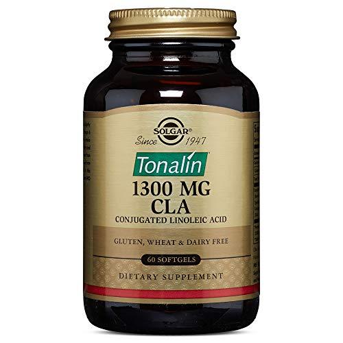 Solgar Tonalin CLA Cápsulas blandas - Envase de 60