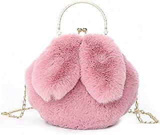 NGEL Cute Rabbit Ear Bag With Chain/Handbag/Crossbody Sling Bag/Purse/Stylish Bags for Girls(Multicolor)-Pack of 1